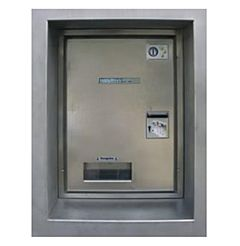 Geldwechsler Schein/Münze - Tür Rechts