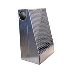 Mattenklopfer mit Abfallbox