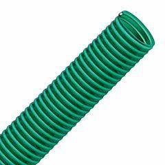 Schlauch 38x2,8 spiral grüntransparent