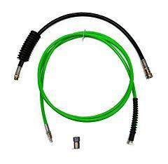 HD-Schlauch Schnellkupplung Set grün 5M