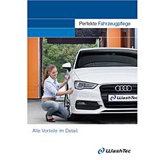 "Flyer ""Perfekte Fahrzeugpflege"""