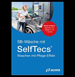"""Poster """"SelfTecs""""-A4 quer (Pump-Topper)"""