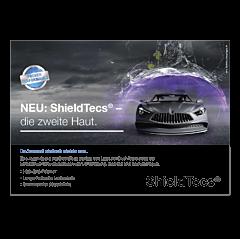 """Poster """"ShieldTecs""""-A4 quer (Pump-Topper"""