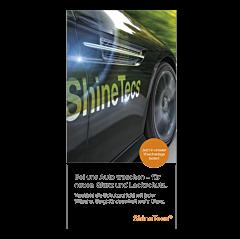"""Flyer """"ShineTecs"""" - VPE 250 Stück"""