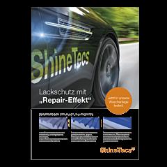 "Poster ""ShineTecs"" mit Erklärung - A0"
