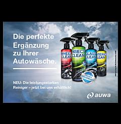 """Poster """"Endverbraucher Produkte""""-A4 quer"""
