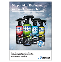 """Poster """"Endverbraucher Produkte"""" - A2"""