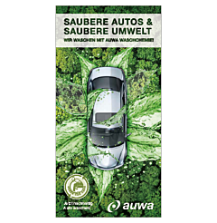 """Flyer """"AUWA Green Car Care"""" VPE 250"""