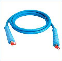 HD-Schlauch schraubbar 5M blau
