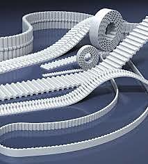 Zahnriemen HTD mit Stahllitze