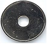 Wertmarke Neutral D24x1,4
