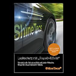 """Poster """"ShineTecs"""" - A0"""